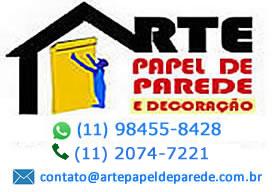 Papéis de Parede Decorativos/Arte Papel de Parede