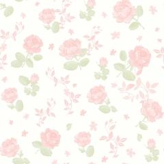 Papel Flores Rosa